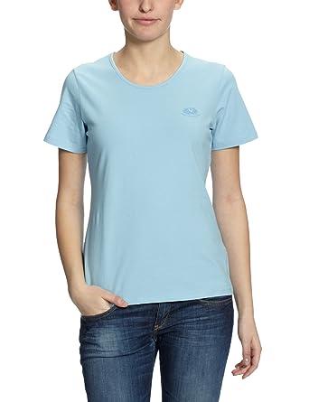 Großhandelspreis Discounter unschlagbarer Preis Fruit of the Loom Damen T-Shirt, Blickdicht