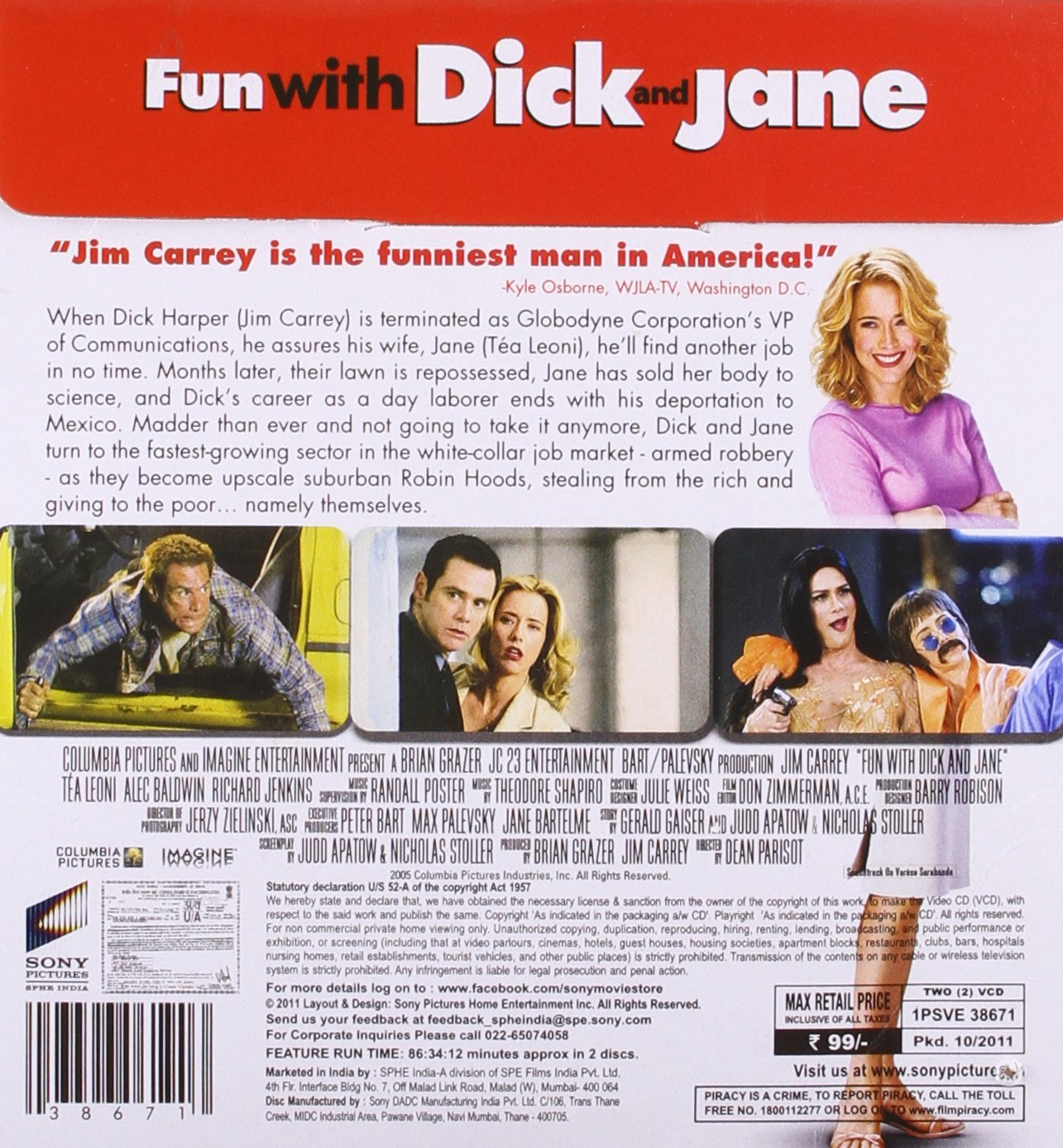 Dick fun jane vcd