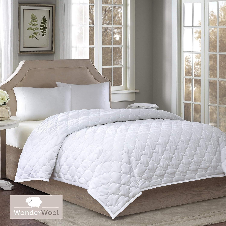 Sleep Philosophy Wonder Down Alternative Blanket Full/Queen, White