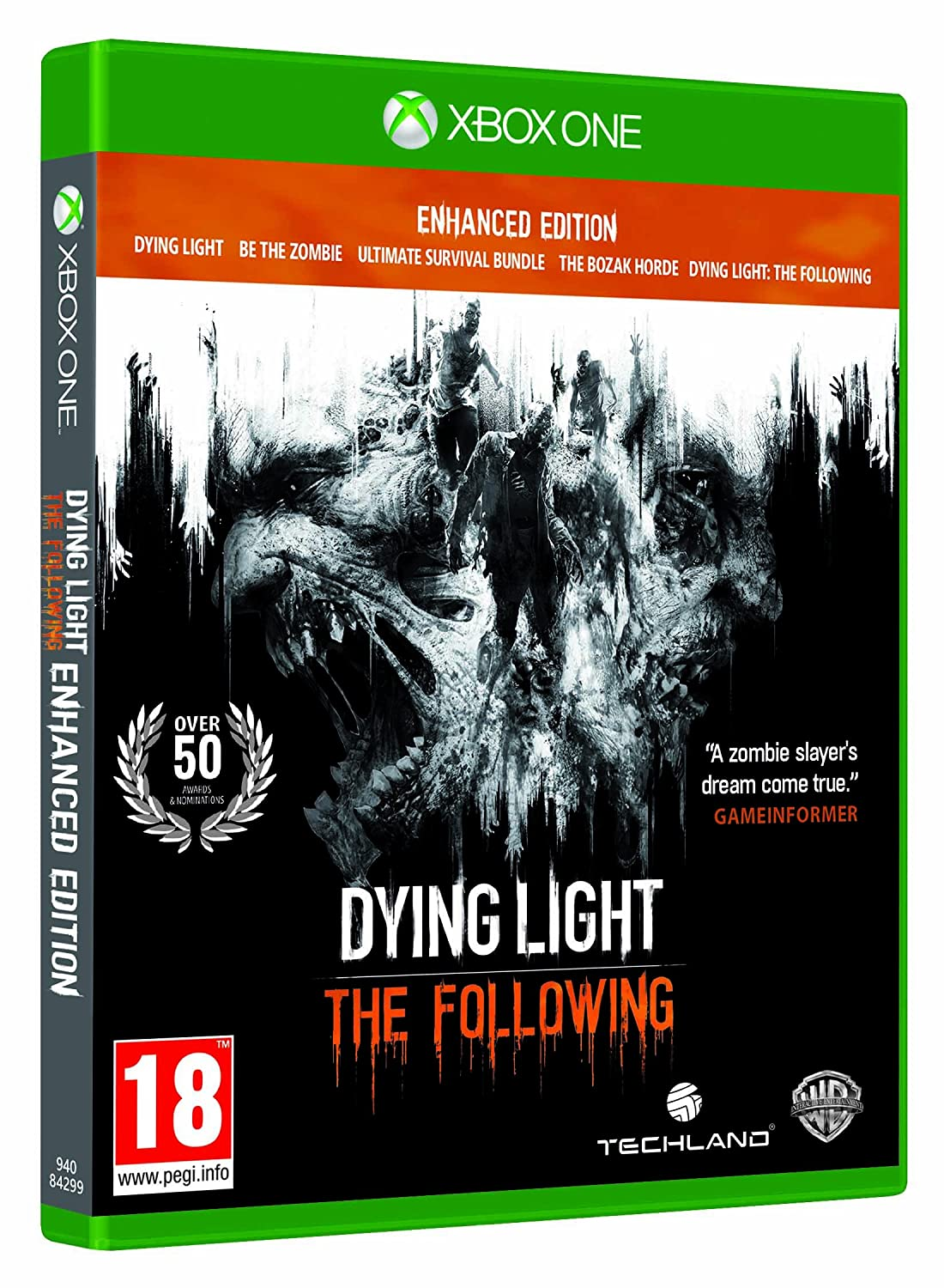 Dying Light The Following Enhanced Edition Xbox e Amazon