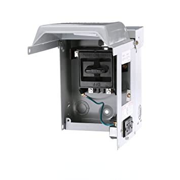 81OfRp43rVL._SY355_ siemens wf2060gfci 60 amp fusible ac disconnect with gfi outdoor disconnect box for ac unit at creativeand.co