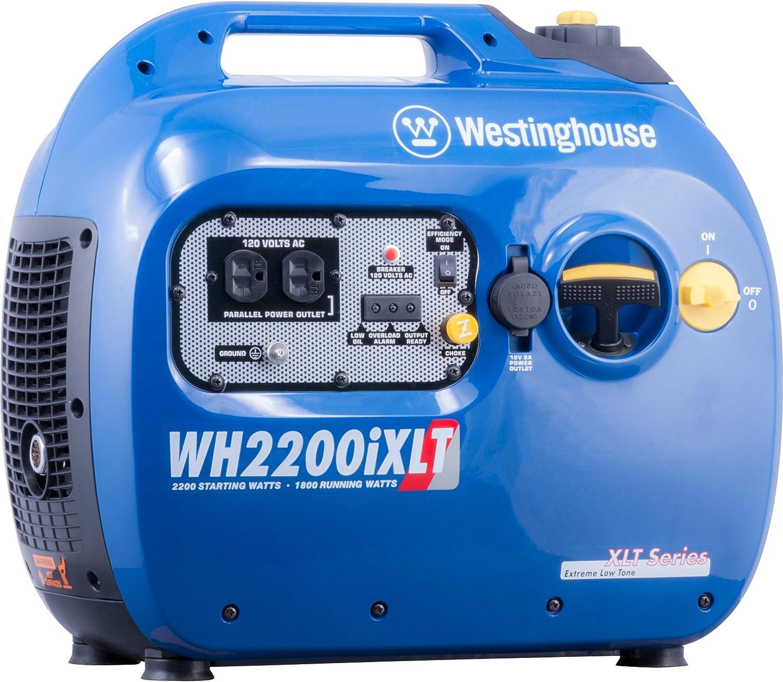 Westinghouse WH2200iXLT Portable Inverter Generator