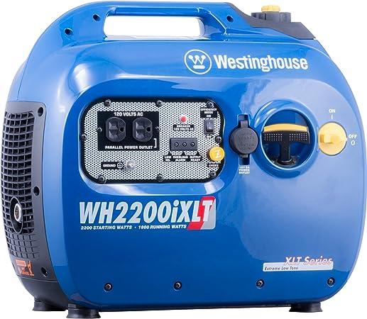 Amazon.com: Generador inversor WH2200iXLT de ...