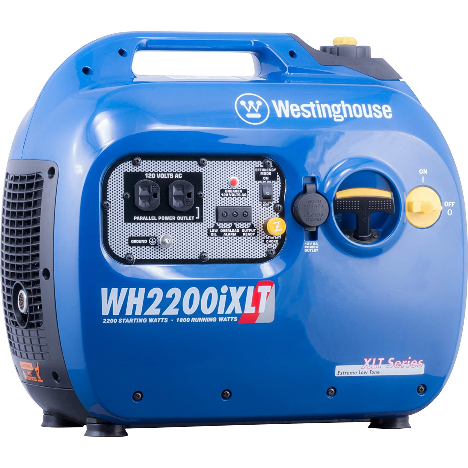 Amazon Westinghouse WH2200iXLT Super Quiet Portable Inverter