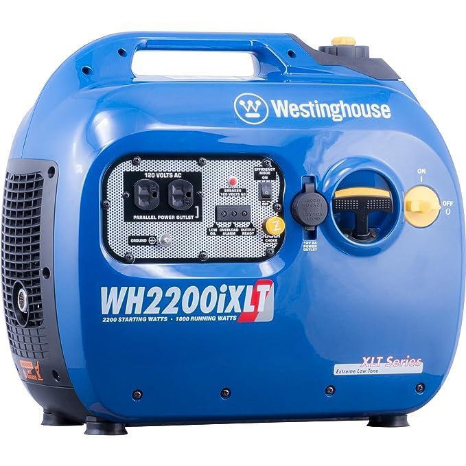 Best Portable Inverter Generator : Westinghouse WH2200iXLT Portable Inverter Generator