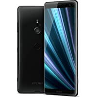 Sony Xperia XZ3 Smartphone Desbloqueado - Xperia Ear Duo, Sólo Dispositivo, Negro