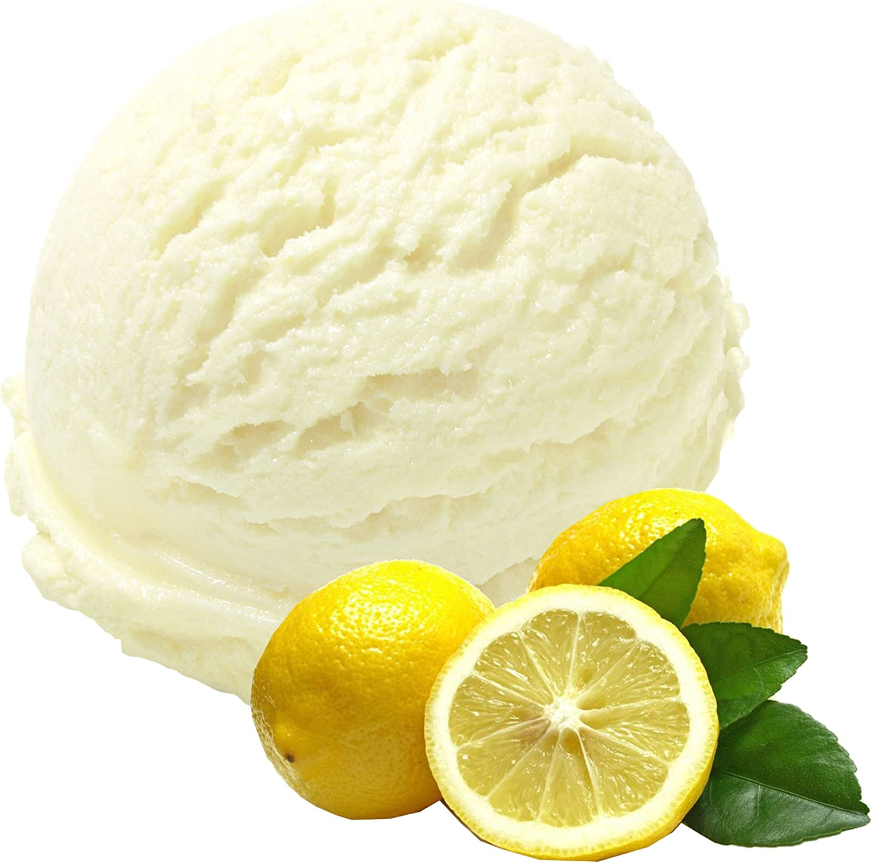 Sabor de Limón 1 Kg de Helado en Polvo Gino Gino Helado de Helado en Polvo Helado
