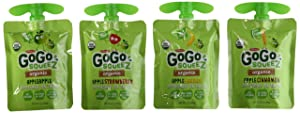 Go Go Squeeze Organic Apple Sauce Variety (3.96 LBS), 3.96 lb