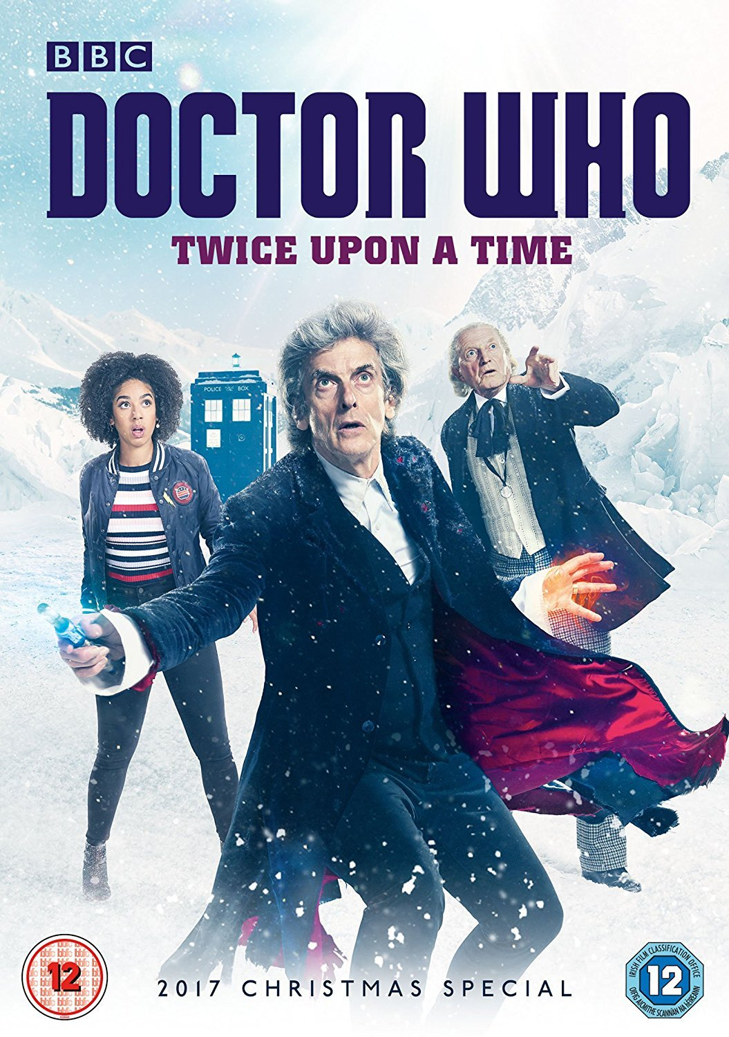 Doctor Who Christmas Special 2017 - Twice Upon A Time UK