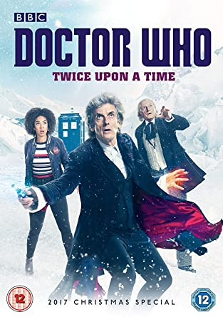 Amazon com: Doctor Who Christmas Special 2017 - Twice Upon A