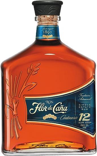 Oferta amazon: Ron Premium Flor de Caña 12 Años - 1 botella de 70 cl