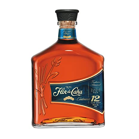 Flor de Caña Ron Demi-Sec - 700 ml