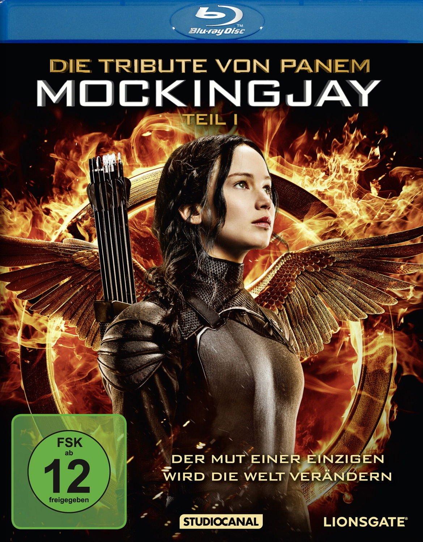 Die Tribute Von Panem Mockingjay Teil 1 Blu Ray Dvd Blu Ray