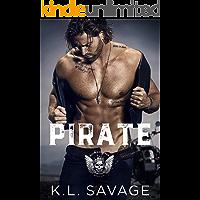 Pirate (Ruthless Kings MC Book 6)