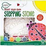 Creative Roots Mosaic Ladybug Stepping Stone by Horizon Group USA