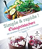 180 Recettes Weight Watchers Express