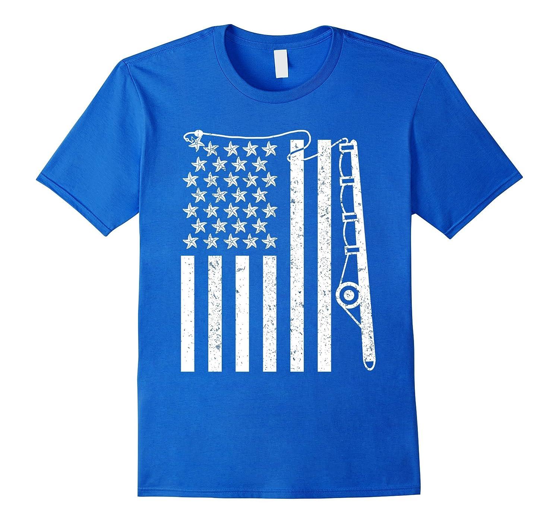 Fishing Flag Shirt