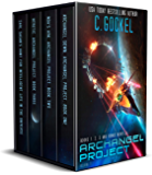 Archangel Project : Books 1 - 3 and Bonus Novella