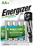 Energizer Rechargeable AA 2300 mAh Batteries