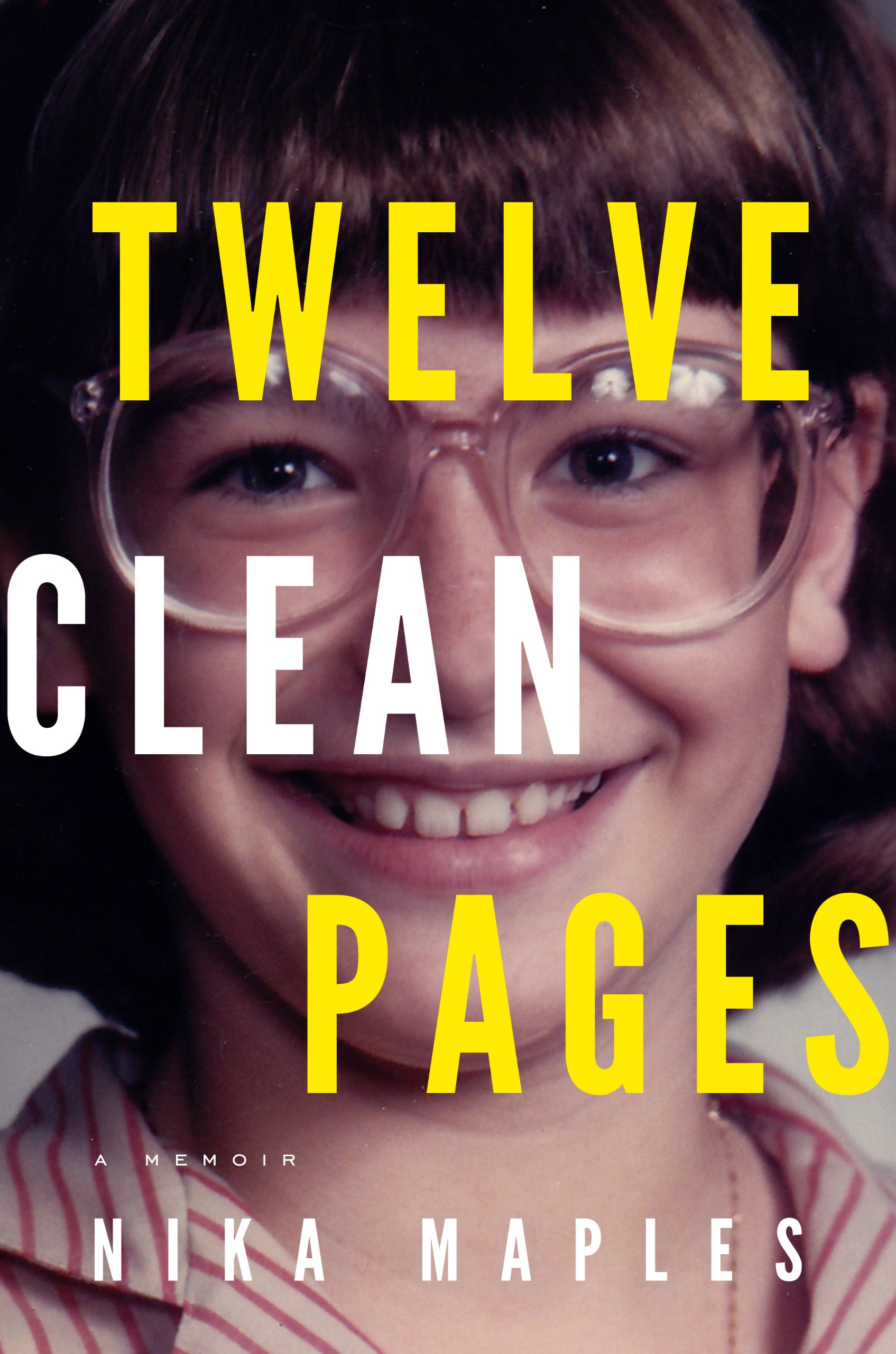 Read Online Twelve Clean Pages ebook