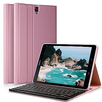 ELTD Samsung Galaxy Tab S3 9.7 Teclado Estuche [QWERTY Layout], Samsung Galaxy Tab