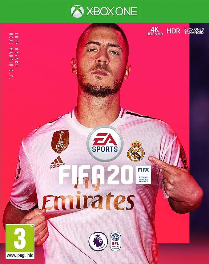 FIFA 20 - Xbox One [Importación inglesa]: Amazon.es: Videojuegos