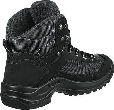Chaussures Gtx W Randonnée De Lowa Mid Taurus Schwarz twq55HI