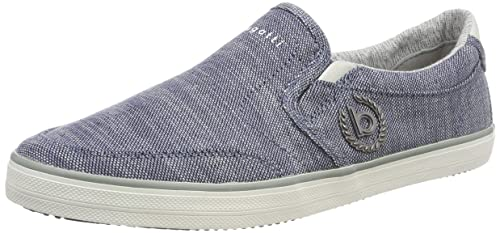 Bugatti 321502666900, Zapatillas sin Cordones para Hombre: Amazon.es: Zapatos y complementos