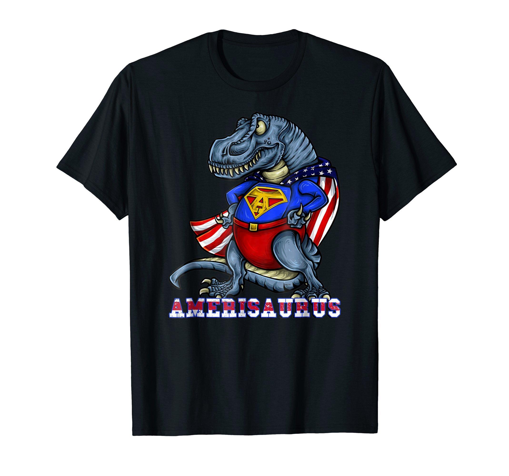 4th-of-July-T-Rex-Amerisaurus-Funny-Humor-T-Shirt