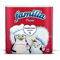 Familia Peçete 100'lü 1 Paket (1 x 100 Adet)