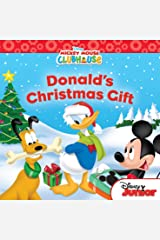 Mickey Mouse Clubhouse: Donald's Christmas Gift (Disney Storybook (eBook)) Kindle Edition
