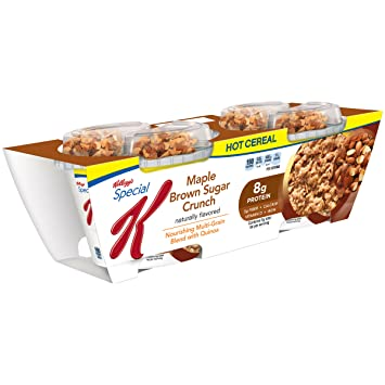 Kelloggs Special K Cereales calientes nutritivos, 3.66 ...