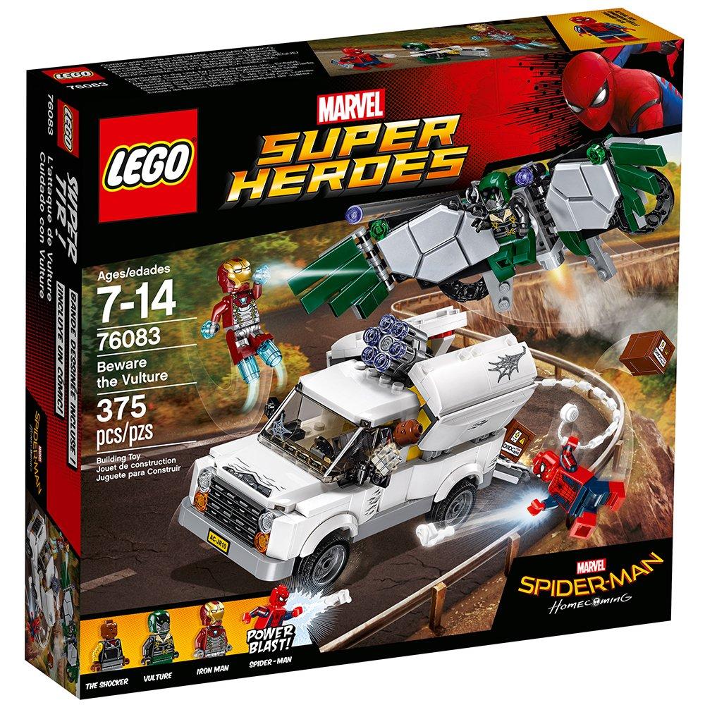 LEGO Super Heroes Beware The Vulture 76083 Building Kit