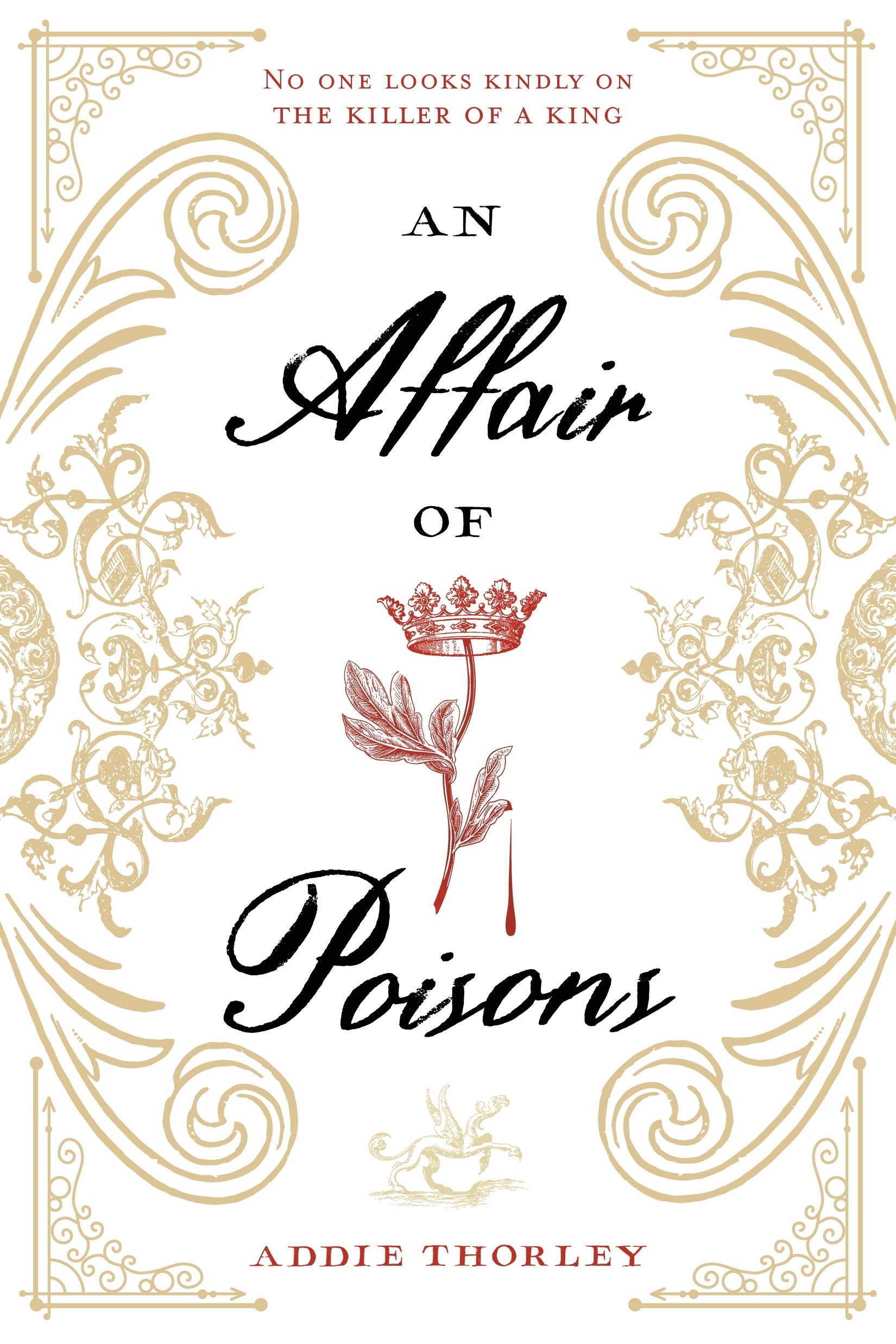 An Affair of Poisons por Addie Thorley