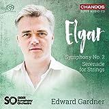 Sir Edward Elgar: Symphony No. 2 [BBC Symphony Orchestra; Edward Gardner] [Chandos: CHSA 5197]