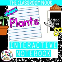 Interactive Notebook Template: Plants