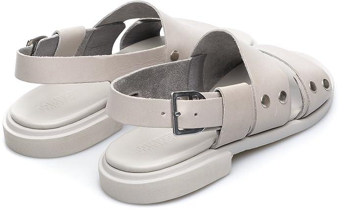 Camper EDA K200574 001 Zapatos Planos Mujer: Amazon.es