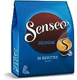 SENSEO Café décaféiné 36 dosettes souples - Lot de 5 (180 dosettes)