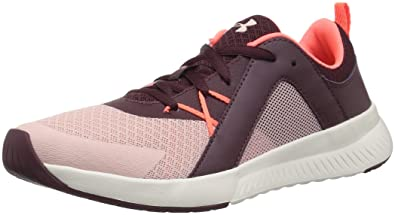 cheap for discount cf851 4c9c7 Under Armour UA W Intent TR, Chaussures de Fitness Femme, Rose (Flushed Pink