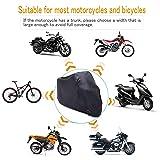 Motorcycle Cover,WDLHQC 210D Waterproof