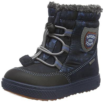 Primigi Pako E, Chaussures Premiers Pas Bébé Garçon, Vert (Militare/Fango), 23 EU