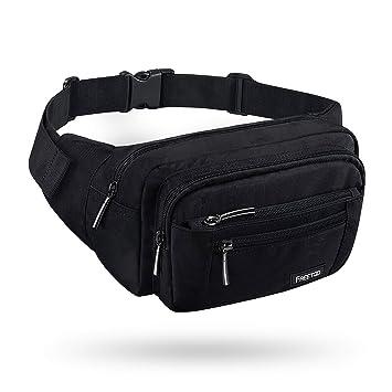 Amazon.com: Riñonera FREETOO bolso para la cintura ...