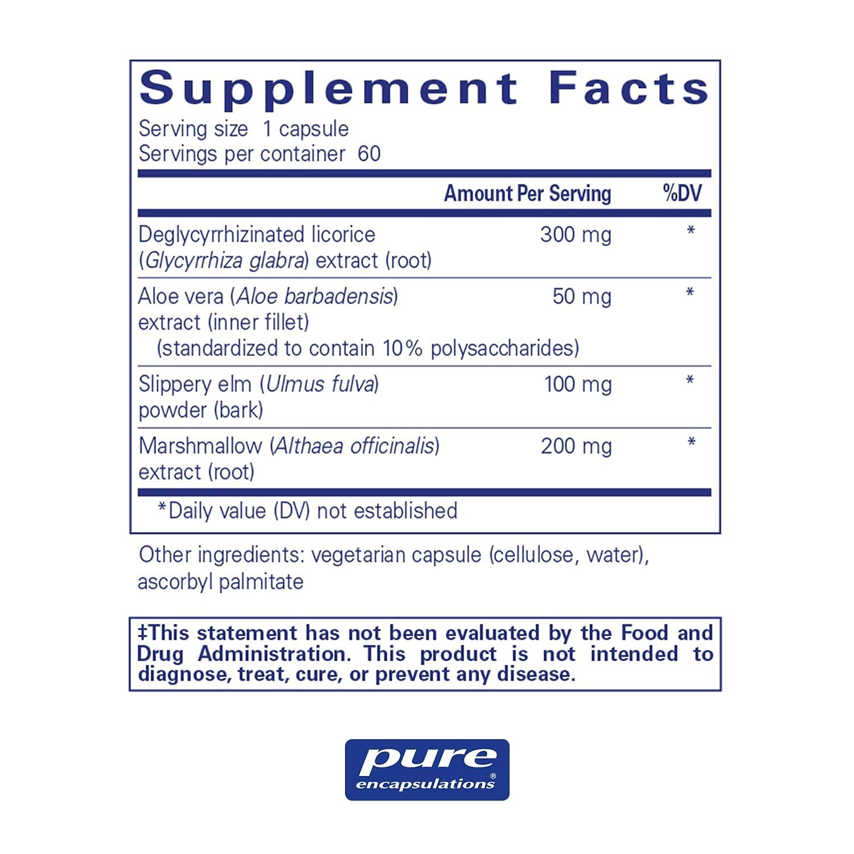 Amazon.com: Encapsulaciones puras - DGL Plus, 1: Health ...