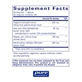 Pure Encapsulations - DGL Plus - Herbal Support for The Gastrointestinal Tract* - 60 Capsules