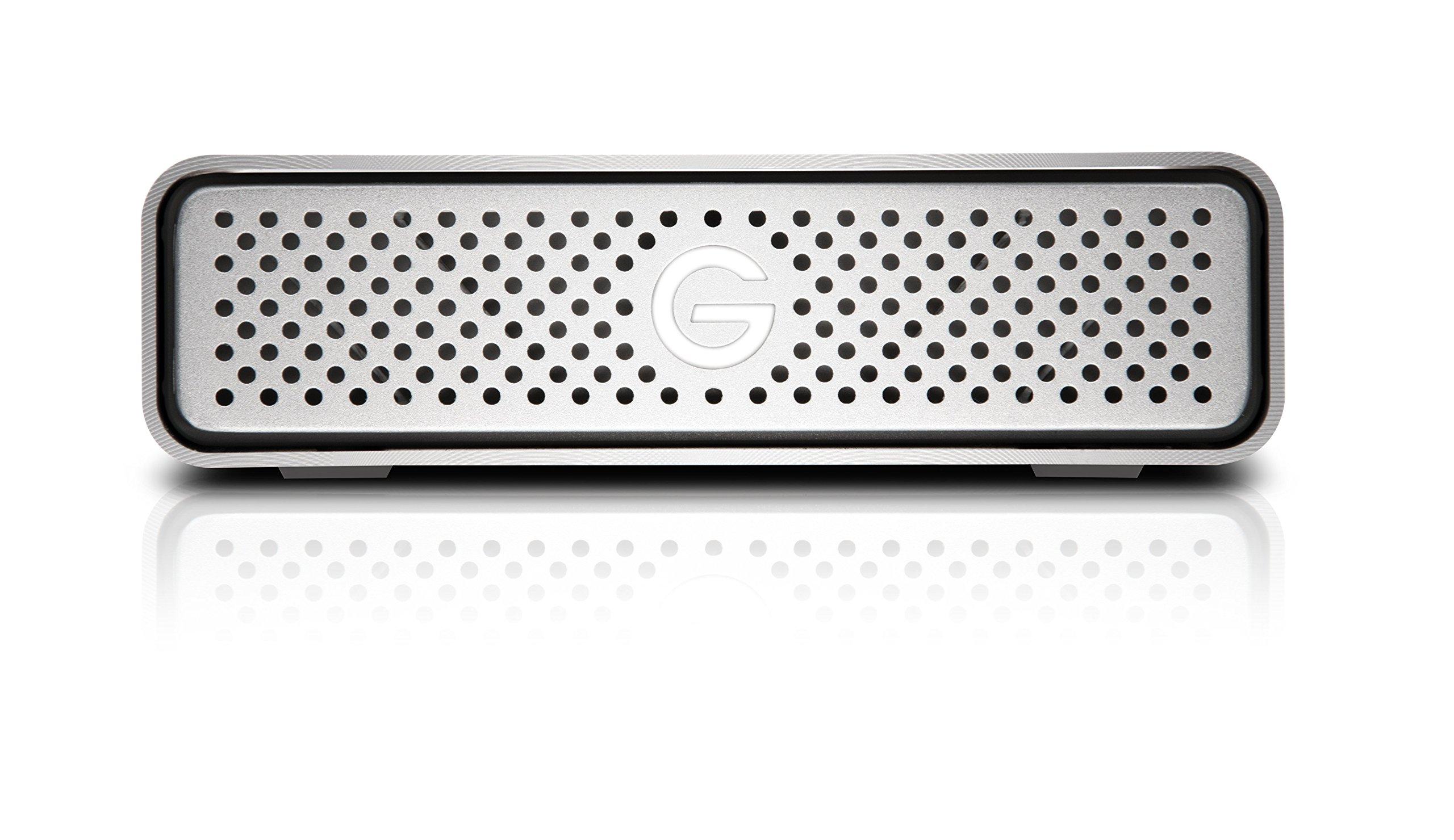 G-Technology G-DRIVE USB-C External Drive 4TB 0G05666 by G-Technology (Image #2)