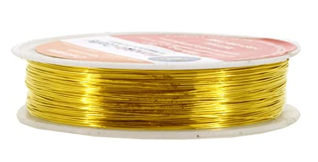 Amazon.com: Mandala Crafts 18 20 22 24 26 28 Gauge Thick Solid ...