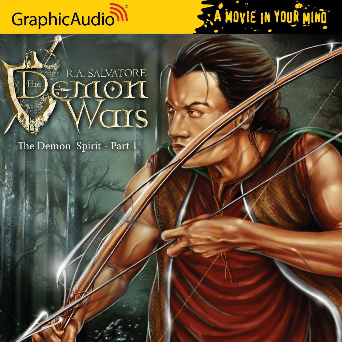 The Demon Wars - The Demon Spirit (Part 1) (The Demonwars) (The Demonwars Saga) ebook