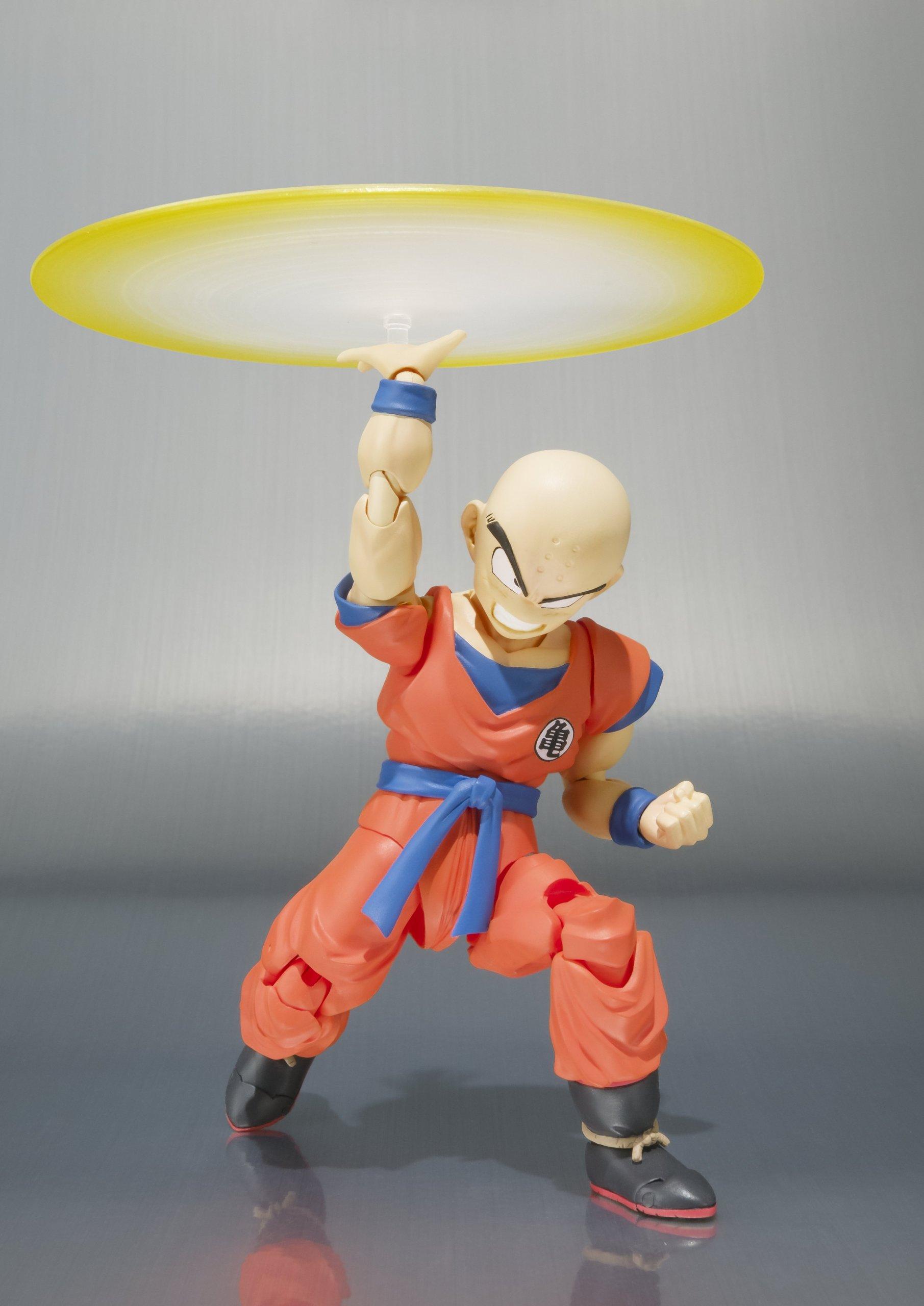 Kid Krillin S.H.Figuarts Action Figure Bandai//Tamashii Nations Dragon Ball