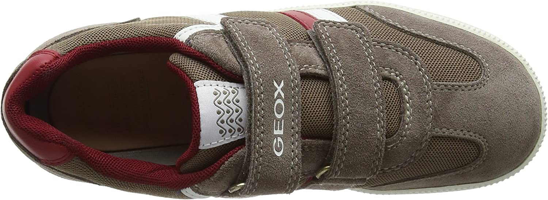 Geox Jr Vita B,Baskets Basses Gar/çon
