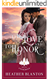 To Love and to Honor - Expanded: Christian Historical Western Romance (Brides of Evergreen Book 4)